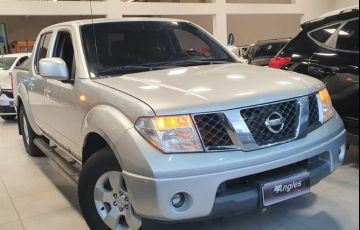 Nissan Frontier 2.5 SE Strike 4x2 CD Turbo Eletronic