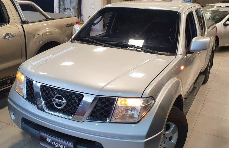 Nissan Frontier 2.5 SE Strike 4x2 CD Turbo Eletronic - Foto #3