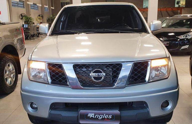 Nissan Frontier 2.5 SE Strike 4x2 CD Turbo Eletronic - Foto #5