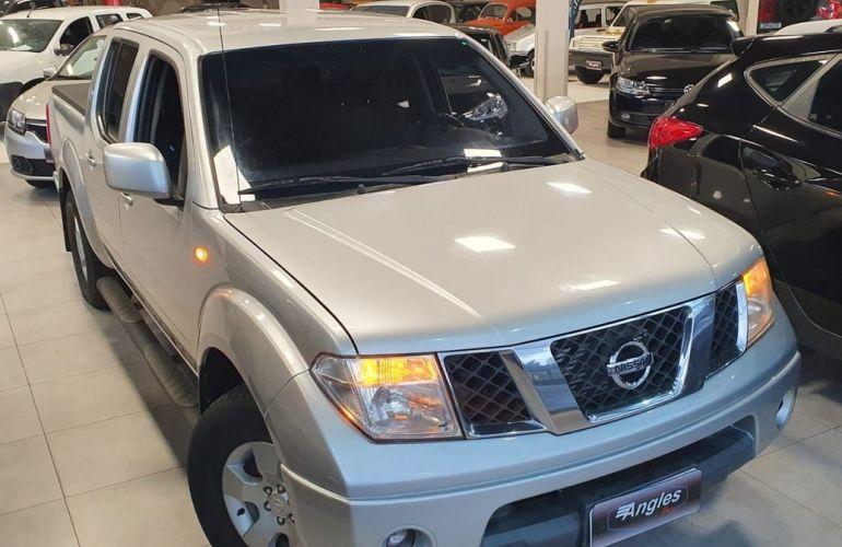 Nissan Frontier 2.5 SE Strike 4x2 CD Turbo Eletronic - Foto #7