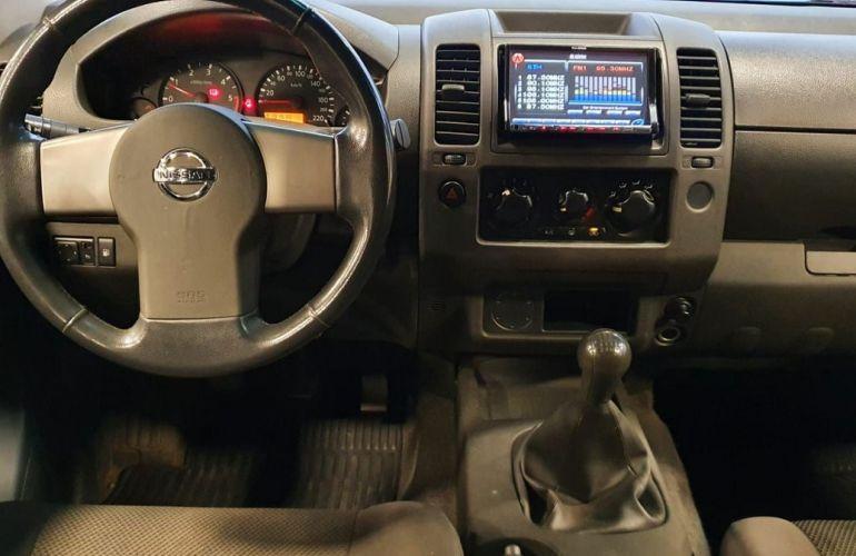 Nissan Frontier 2.5 SE Strike 4x2 CD Turbo Eletronic - Foto #9