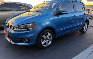 Volkswagen Fox 1.6 MSI Comfortline (Flex)