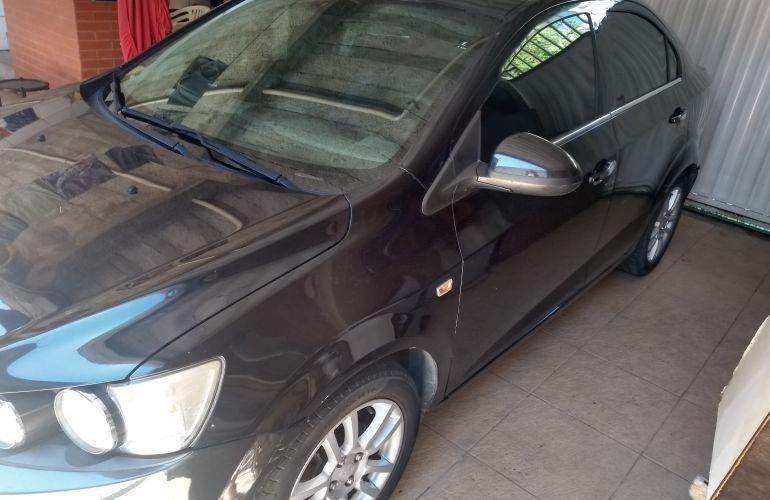 Chevrolet Sonic Hatch LTZ 1.6 (Aut) - Foto #3