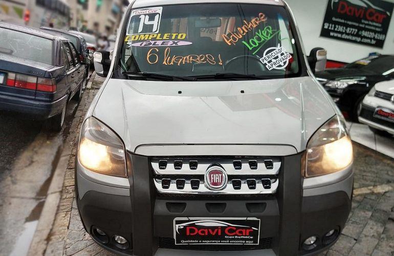 Fiat Doblo 1.8 MPi Adventure 16v - Foto #2