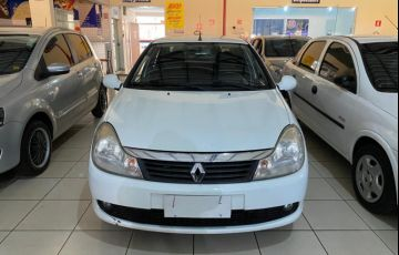 Renault Symbol Privilège 1.6 16V Hi-flex
