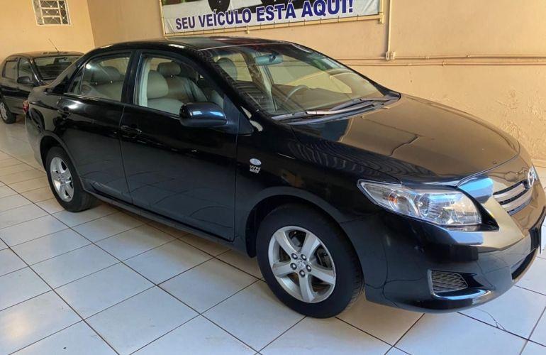 Toyota Corolla XLI 1.8 16V Flex - Foto #2