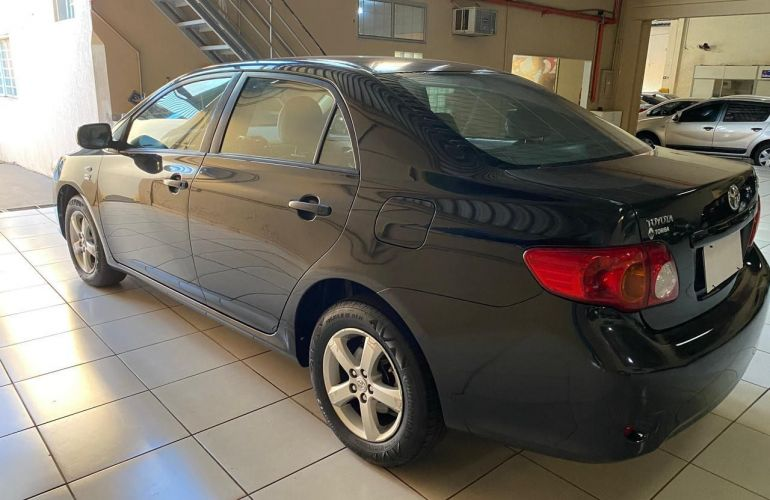Toyota Corolla XLI 1.8 16V Flex - Foto #8