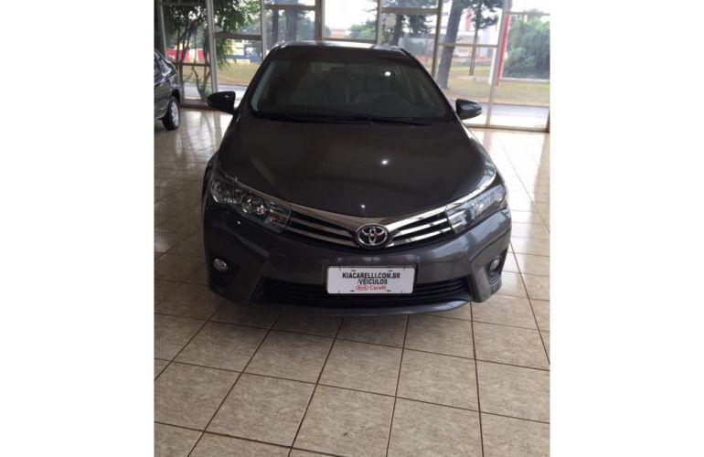 Toyota Corolla Sedan 2.0 Dual VVT-i Flex XEi Multi-Drive S - Foto #2