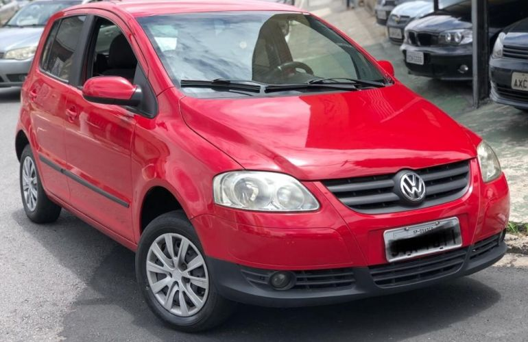 Volkswagen Fox 1.6 Mi Route 8v - Foto #1