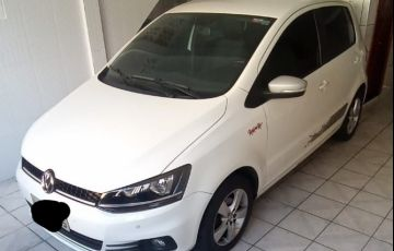 Volkswagen Fox 1.6 MSI Rock in Rio (Flex) - Foto #4
