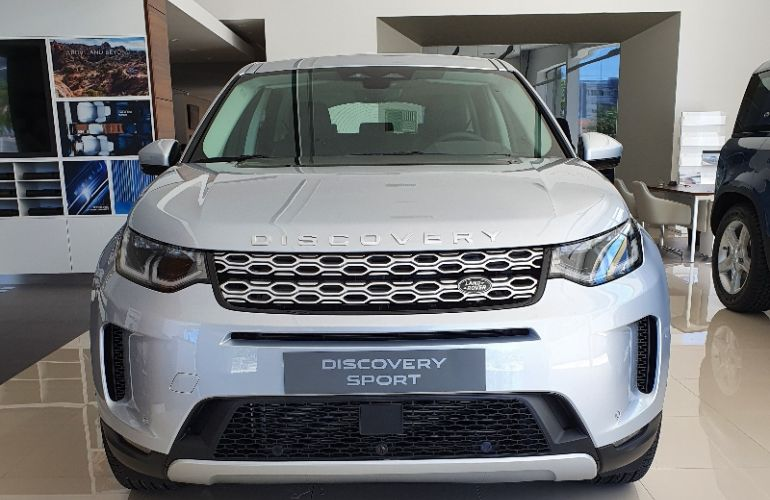 Land Rover DISCOVERY SPORT 2.0 D200 Turbo SE - Foto #2