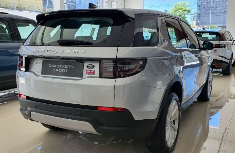 Land Rover DISCOVERY SPORT 2.0 D200 Turbo SE - Foto #5