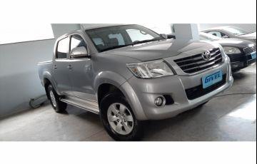 Toyota Hilux 2.7 4x4 CD SRV (Flex) (Aut) - Foto #5
