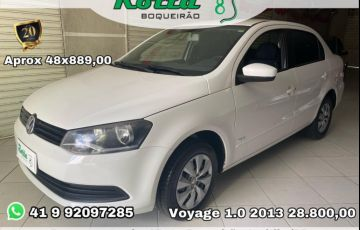 Volkswagen Voyage 1.0 Mi 8V Total Flex