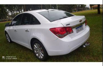 Chevrolet Cruze LTZ 1.8 16V Ecotec (Aut)(Flex) - Foto #2