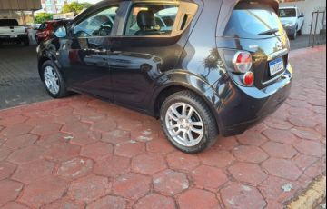 Chevrolet Sonic Hatch LTZ