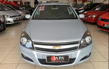 Chevrolet Vectra GT 2.0 8V (Flex) (Aut)