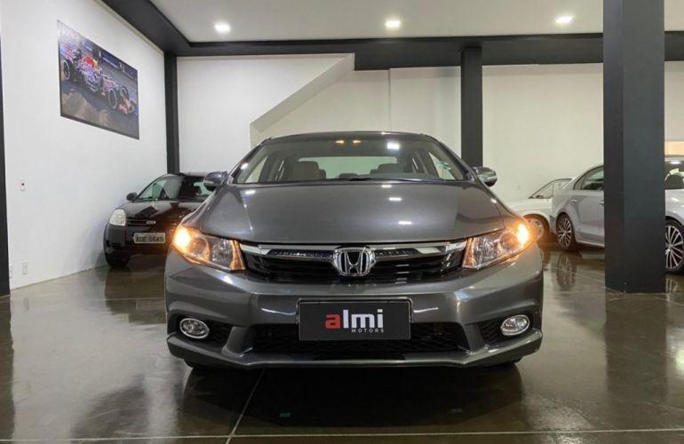 Honda Civic LXR 2.0 i-VTEC (Aut) (Flex) - Foto #4