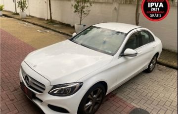 Mercedes-Benz C 180 1.6 Cgi Avantgarde 16V Turbo Gasolina 4p Automático
