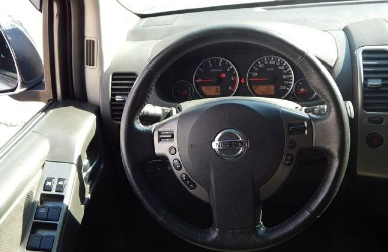 Nissan Frontier SL 4x4 Cabine Dupla 2.5 Turbo Diesel - Foto #3