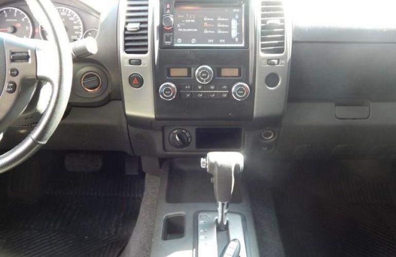 Nissan Frontier SL 4x4 Cabine Dupla 2.5 Turbo Diesel - Foto #4