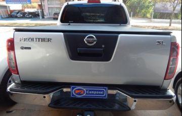 Nissan Frontier SL 4x4 Cabine Dupla 2.5 Turbo Diesel - Foto #8