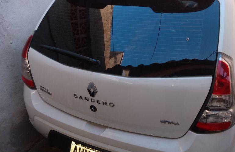 Renault Sandero GT Line  1.6 8V (Flex) - Foto #4
