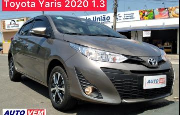 Toyota Yaris 1.3 16V Xl Live