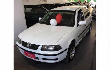 Volkswagen Gol 1.6 8V (álcool)