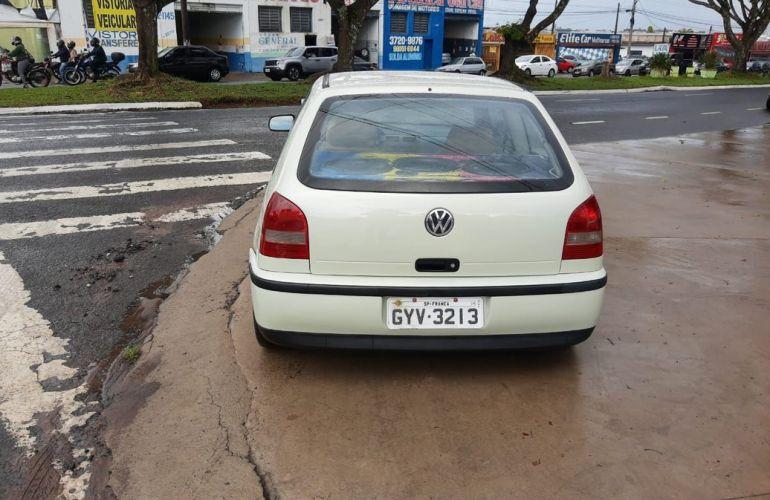 Volkswagen Gol 1.0 Mi 16V G.iii - Foto #4