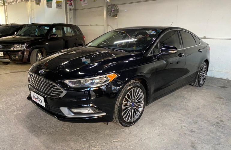 Ford Fusion 2.0 EcoBoost Titanium AWD (Aut) - Foto #7
