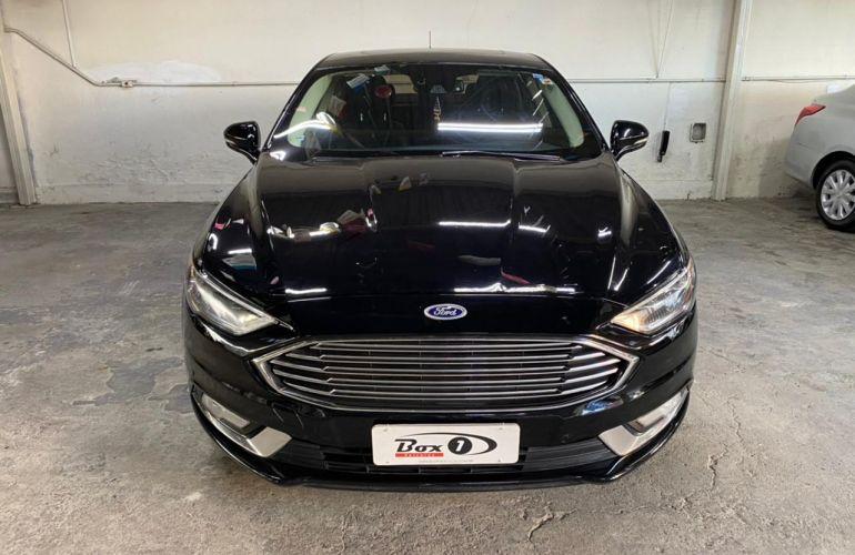 Ford Fusion 2.0 EcoBoost Titanium AWD (Aut) - Foto #8
