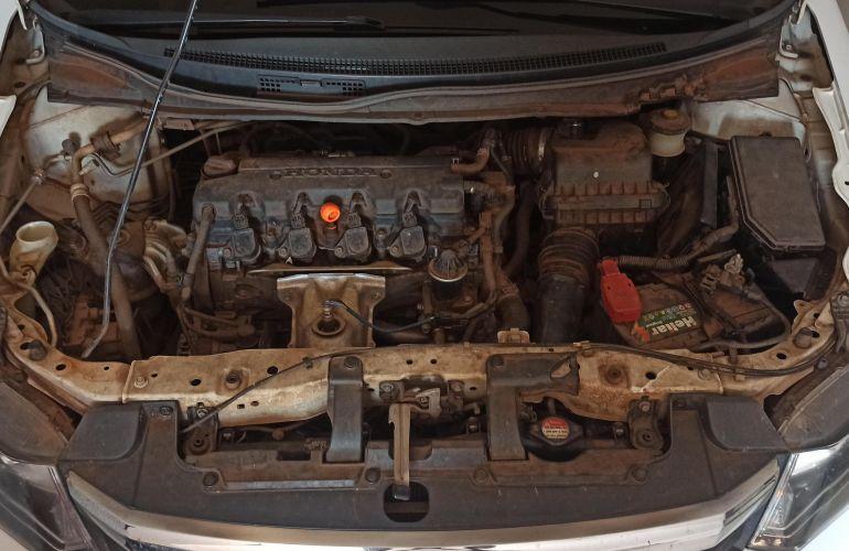 Honda New Civic LXS 1.8 16V i-VTEC (Aut) (Flex) - Foto #7