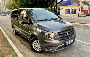 Mercedes-Benz Vito 2.0 16V Cgi Tourer 119 Luxo 8l - Foto #3