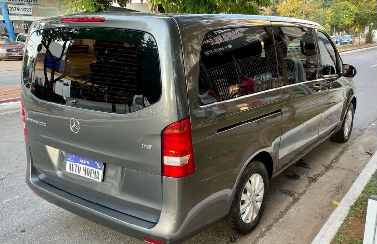 Mercedes-Benz Vito 2.0 16V Cgi Tourer 119 Luxo 8l - Foto #6
