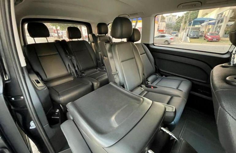 Mercedes-Benz Vito 2.0 16V Cgi Tourer 119 Luxo 8l - Foto #10