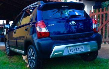 Toyota Etios Cross 1.5 (Flex)