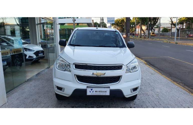 Chevrolet S10 LS 2.4 (Flex) (Cab Simples) 4x2 - Foto #3
