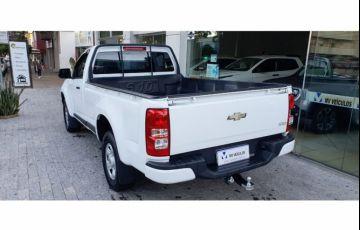 Chevrolet S10 LS 2.4 (Flex) (Cab Simples) 4x2 - Foto #5