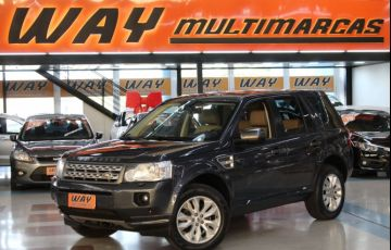 Land Rover Freelander 2 2.2 S Sd4 16V Turbo