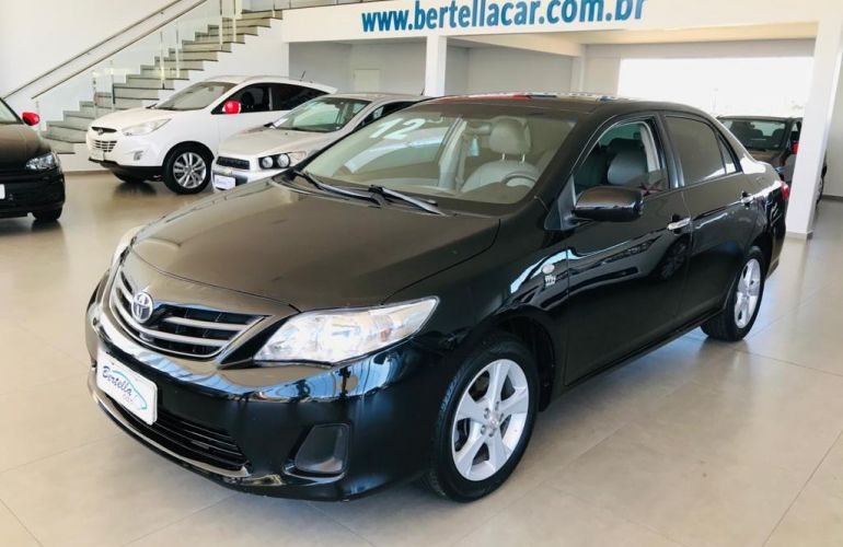 Toyota Corolla Sedan 1.8 Dual VVT-i GLI (aut) (flex) - Foto #1