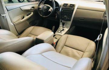 Toyota Corolla Sedan 1.8 Dual VVT-i GLI (aut) (flex) - Foto #9