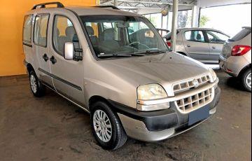 Fiat Doblo 1.6 MPi Elx 16v