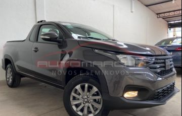 Fiat Strada Cabine Dupla Freedom