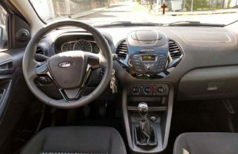 Ford Ka Sedan SE 1.5 16v (Flex) - Foto #1