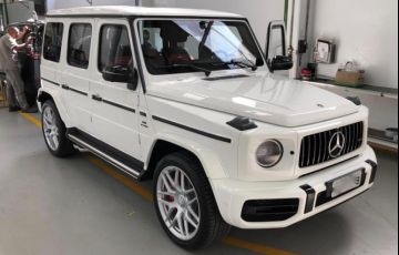 Mercedes-Benz G 63 Amg 4.0 V8 Turbo Edition 1