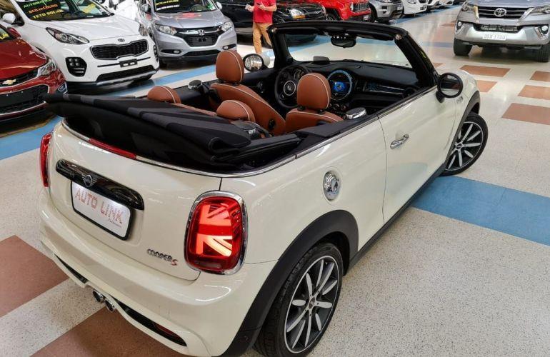 Mini Cooper 2.0 16V Twinpower S Cabrio - Foto #4