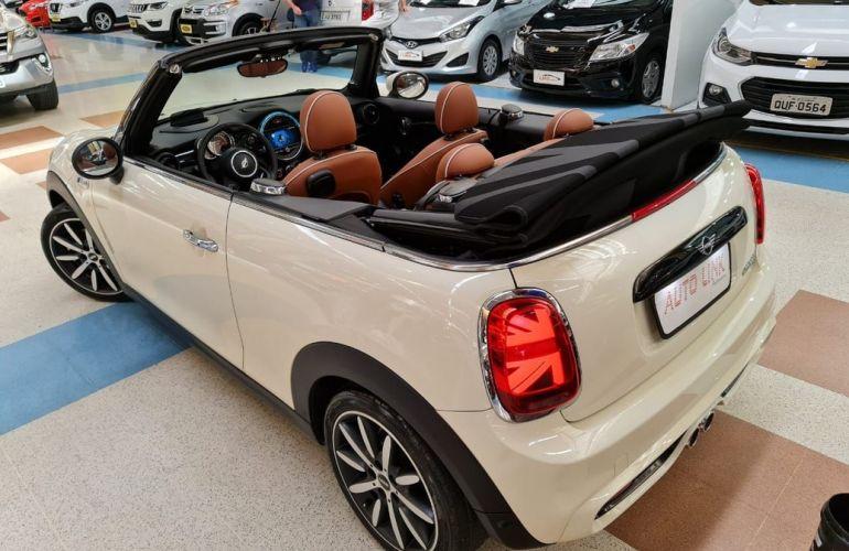 Mini Cooper 2.0 16V Twinpower S Cabrio - Foto #6