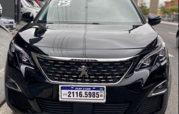 Peugeot 5008 1.6 Griffe Pack Thp 16v