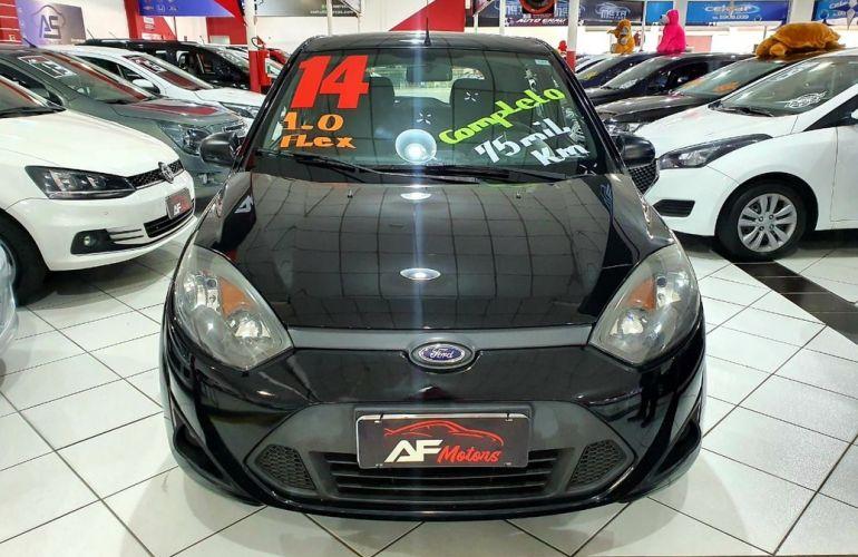 Ford Fiesta 1.0 Rocam SE 8v - Foto #2